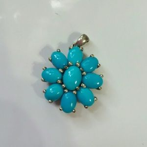 Jewelry - Turquise necklace Pendant